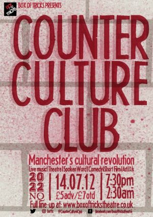 Counter Culture Club