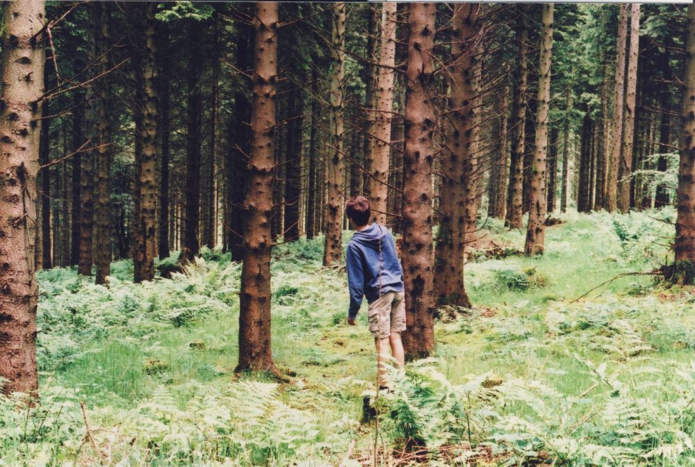 Esme Rees photo forest