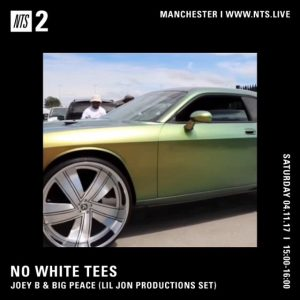 No White Tees – NTS Radio – 04/11/17